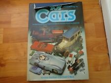 TIGER - THE COLLECTORS ALL COLOUR GUIDE TO TOY CARS BOOK FROM 1990