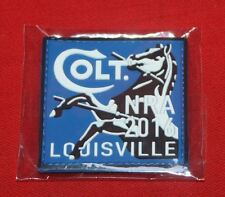 COLT FIREARMS FACTORY NRA Louisville 2016 Velcro Patch