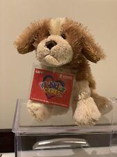 Ganz Webkinz Cares Brown Cocker Spaniel Puppy Dog New with Sealed Code Nwt