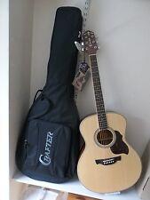 Crafter GA6n acoustic guitar & Crafter padded gigbag, new waranteed