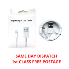 Apple iPhone Lightning Charger Cable 1M | iPhone 6,7,8,X,11