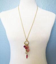 SSU16 Lia Sophia Jewelry Berrytini Necklace RV$58