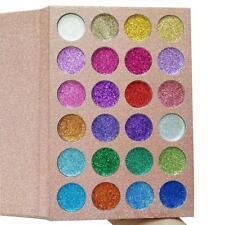 24 Colors Makeup Eyeshadow Palette Shimmer Matte Glitter Eye Shadow High-Q DQ