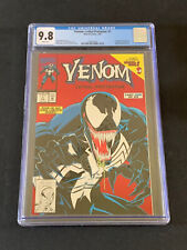 MARVEL COMICS CGC 9.8 VENOM LETHAL PROTECTOR 1 2/93 WHITE PAGES