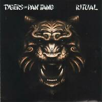 TYGERS OF PAN TANG - RITUAL (2019) UK Heavy Metal CD Jewel Case by Irond+GIFT