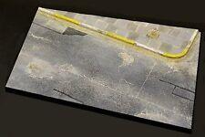 DioDump DD025-B Asphalt street (small) 1:35 scale resin modern war diorama base