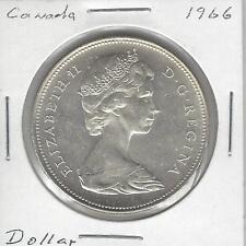 1966, Canada Dollar