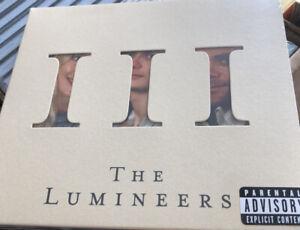 THE LUMINEERS - III (3) [CD] NEW & SEALED