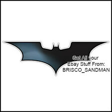 Fridge Fun Refrigerator Magnet BATMAN DARK KNIGHT Movie Logo A