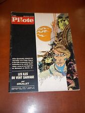 """PILOTE no 553"" (1970) DRUILLET / PILOTORAMA - L INQUISITION / DON QUICHOTTE**"