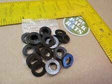 M8, Steel, Black Oxide Flat Washers, DIN 125A, 40 pcs ***FAST SHIPPING***