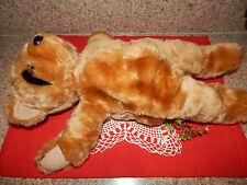 "Sonic Snoring Bear Sleepy Clapping Silky Teddy Bear Soft Toy Stuffed Animal 17"""