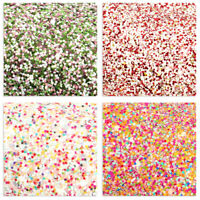 20*34 cm Chunky Glitter Sequins Faux Leather  for DIY Earrings Making Crafts