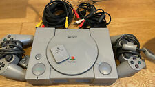 Playstation 1 Konsole PS1 mit 2 Controllern
