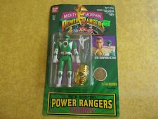 """VINTAGE-BANDAI-MIGHTY MORPHIN POWER RANGERS-""""TOMMY""""--NEW-1994-"""
