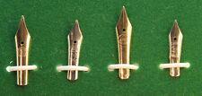 4 Feder für Füller