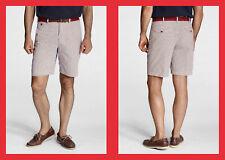 Lands' End ~ 9 Inch Flat Front Seersucker Shorts Men's 38-40 NIP $40