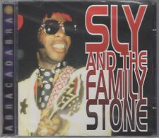 Sly & The Family Stone - NEW & SEALED CD - 15 Tracks - 1st Class Post From UK