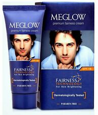 Meglow Premium Fairness Cream for Men(30GM & 50gm) US.
