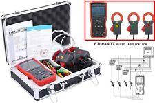 Three Phase Volt Ampere Meter Digital Voltmeter Clamp Meter Volt Ampere Detector
