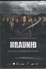 The Lava Field/Hraunið DVD Icelandic series, English subtitles. Brand new