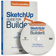 SketchUp Guide for Builders, Dvd