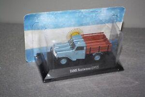 IXO 1/43 IAME Rastrojero Pick Up, MIB! Argentine Series!