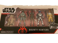 star wars celebrate the saga Bounty Hunters Pack Hasbro (Disney)