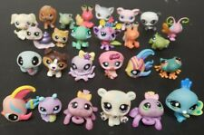 Lot of 26 Little Pet Shop Animals: Mixed Group LPS