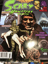 SCARY MONSTERS MAGAZINE 89