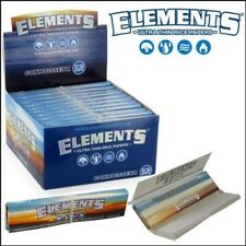 Elements Connoisseur Kingsize Rolling Papers And Tips, Full Box Of 24