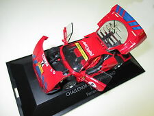 FERRARI f40 Challenge G.T. racing car auto da corsa Pierre #2, Herpa in 1:43 Boxed!
