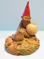 BIRDIE 1983~Tom Clark Gnome~Figurine~Cairn Studio Item #75~Retired~ SIGNED