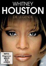 Whitney Houston - Die Legende ( Biopic Doku ) DVD NEU OVP