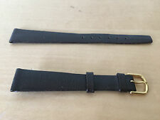 New - Vintage Brown Leather strap TISSOT - 13 mm - Piel Marrón - For Collectors