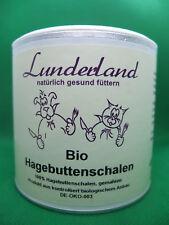 Lunderland BIO Hagebuttenschalen Hagebutten Gelenke Vitamin C 400g (3,08€/100g)
