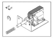 PELTON & CRANE Magnaclave SOLENOID KIT (DOOR LATCH) - RPI# PCK236