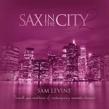 Sam Levine - Sax in the City 2 [New CD]