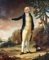 """oil painting  handpainted on canvas """"The Chevalier Saint-Georges (1745-1799)"""""""
