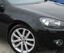 Driver front wing - VW GOLF MK6 2008 - 2013 painted Schwartz BLACK L041