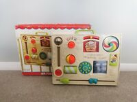 Vintage Fisher Price Activity Centre 1980s With Box