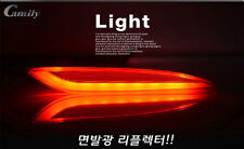 High bright LED rear reflector Lamp for Hyundai 2011-2013  Elantra Avante MD