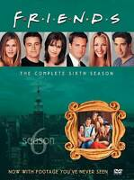 Friends - The Complete Sixth Season (DVD, 2010, 4-Disc Set)