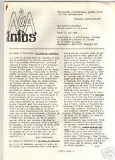 A&A 54/54bis, Eurocon Stresa 1980