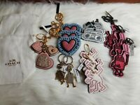 COACH Bags Charms/ Key Chain NWT