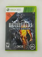 Battlefield 3 Limited Edition - Xbox 360 Game - Complete & Tested