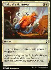 Smite the monstrous FOIL   NM/M   Battle for Zendikar   Magic MTG