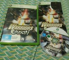 Warriors Orochi - *Complete* Xbox 360, PAL,AU