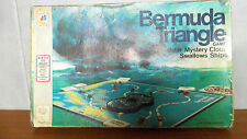 Vintage 1975 Board Game - Bermuda Triangle Game