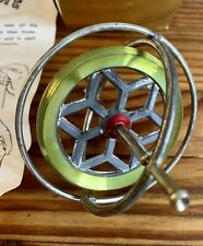 Vintage Gyroscope Toy with Box